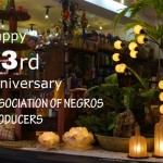 Happy 23rd Birthday! Association of Negros Producers