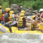 PMAP NATIONAL CONFERENCE AND THE CAGAYAN DE ORO'S WHITE WATER RAFTING