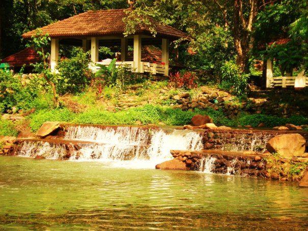 The Lagoon at Mambukal