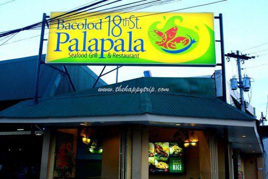 Bacolod 18th St. Pala pala (East Branch)