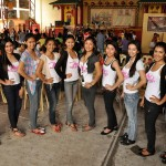 MQ Beauties Strut Their Way to  A Medical Mission