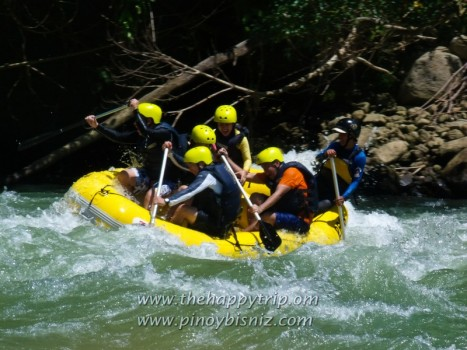 White Water Rafting in Cagayan de Oro