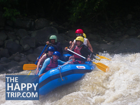 Davao White Water Rafting Adventure: We Thought We Won't Survive