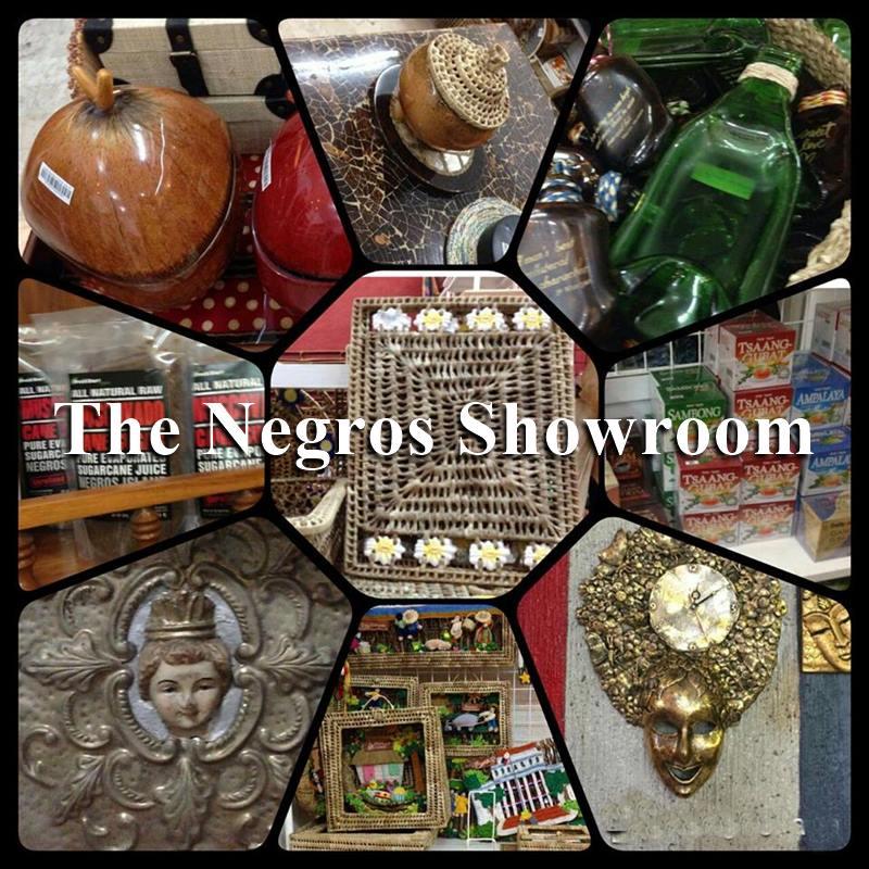 the negros showroom EXPERIENCE PANAAD SA NEGROS FESTIVAL