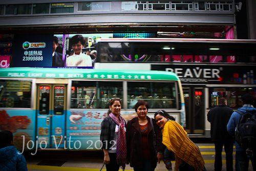 Natahn Road, Fronting Chungking Mansion