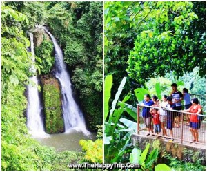 Kipot Twin Falls, Bago City