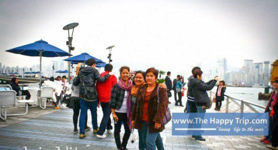 HONGKONG MUSEUM OF ART & THE AVENUE OF STARS