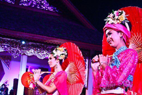 Khantoke , Chiang Mai