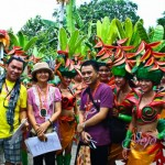 The Colorful Pasalamat Festival 2012