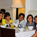 PMAP Officers MEETING AT 21 RESTAURANT