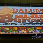 DBB: DALUM BALAY BURGER