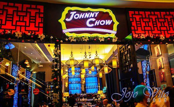 JOHNNY CHOW AT RESORTS WORLD