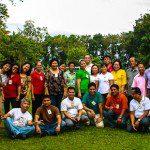 TUP Visayas Teambuilding at Camp Learning Talisay