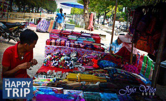 Chiang Mai, Thailand , Walking Street Market