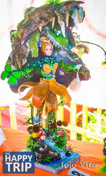 LA CARLOTA CITY: 2013 PASALAMAT FESTIVAL,ON-THE-SPOT DOLL DESIGN CONTEST
