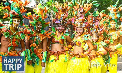 Pasalamat Festival, La Carlota City ,EXPERIENCE PANAAD SA NEGROS FESTIVAL
