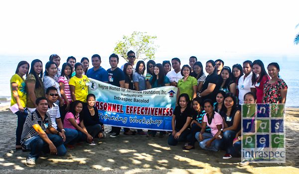 9TH BATCH PERSONNEL EFFECTIVENESS WORKSHOP OF THE NEGROS WOMEN FOR TOMORROW FOUNDATION