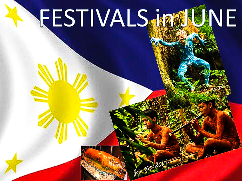 Festivals In The Philippines For The Month Of June The