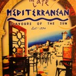 One Afternoon at Cafe Mediterranean