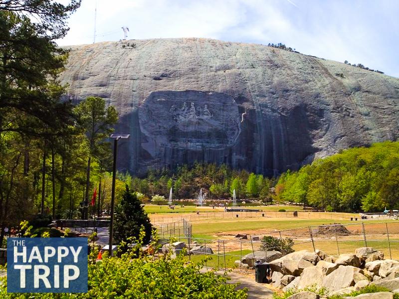 The Stone Mountain, Georgia