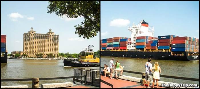 Riverboat Tours in Savannah, Georgia
