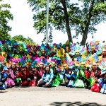 Bacolod Masskara Shines in the 2013 Philippine Independence Day Parade in New York