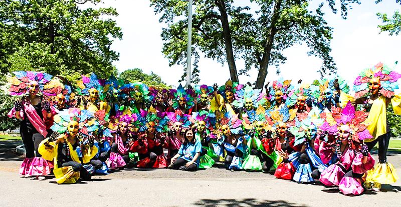 Bacolod Masskara , Philippine Independence Day Parade , New York