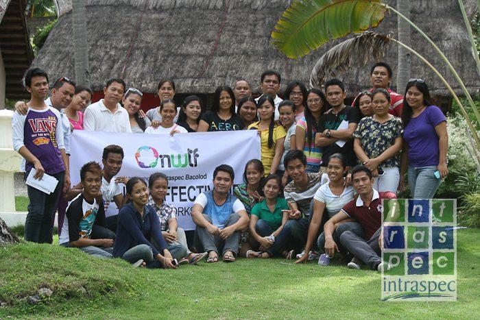 NWTF Cebu Branches ,  Personnel Effectiveness Workshop