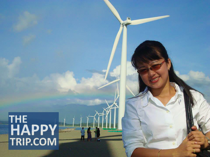 Ilocos Quick Tour, Part 6: Cape Bojeador Lighthouse to Bangui Windmills