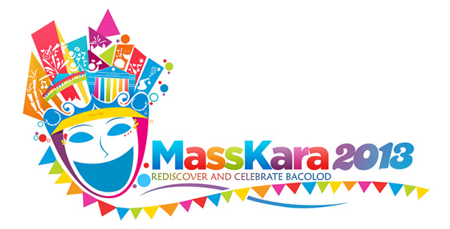 2013 masskara logo