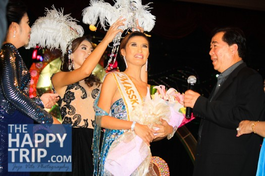 NEW BACOLOD MASSKARA QUEEN (2013) CROWNED