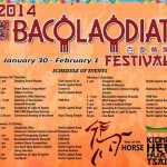 Experience the 2014 Bacolaodiat Festival