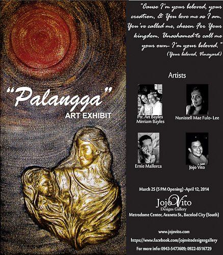"""PALANGGA"" (BELOVED) ART EXHIBIT"