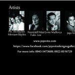 PALANGGA (BELOVED) ART EXHIBIT BY JOJO VITO AND FRIENDS