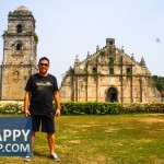 ILOCOS, VIGAN, PAGUDPUD  TRIP PART 12: PAOAY CHURCH