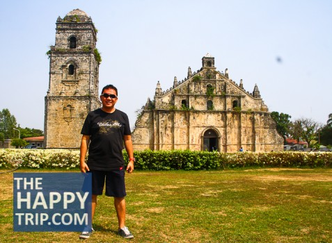 PAOAY CHURCH, ILOCOS DIY ITINERARY
