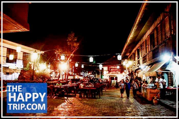 calle crisologo Ilocos Trip