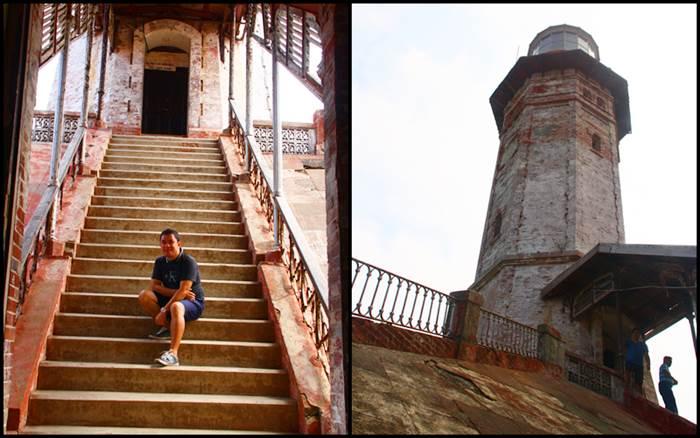 cape bojeador stairs