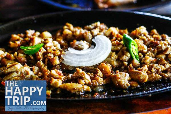 lord byron's sisig, Byron's Baby Backribs, Homesite, Bacolod City