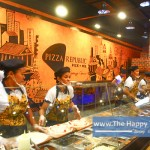 NOW SERVING BACOLOD CITY: PIZZA REPUBLIK + MIX BY GIUSEPPE GENCO