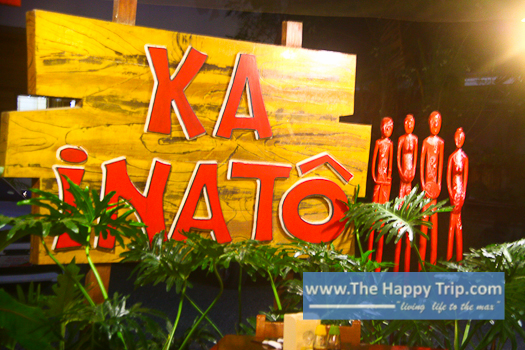 PALAWAN TRIP PART 4: KA INATO RESTAURANT,DEAF MUTE FOOD SERVERS AT PUERTO PRINCESA