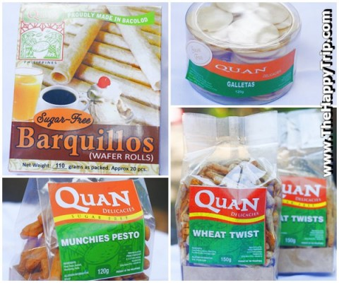 MUST TRY! NO SUGAR ADDED GOODIES BY QUAN DELICACIES