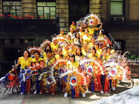 THE BACOLOD MASSKARA NEW YORK EDITION DID IT AGAIN ,NEW JERSEY