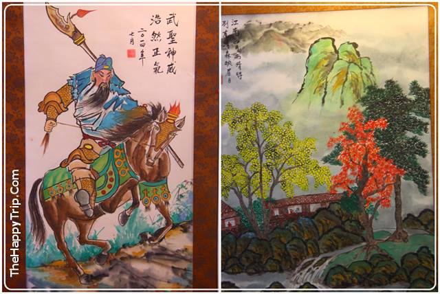 CHINESE AND WESTERN PAINTINGS
