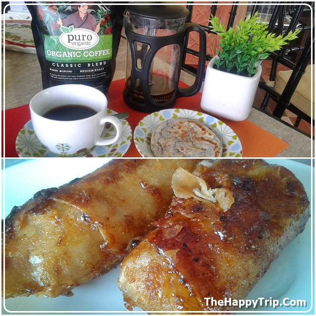 May'sgarden Coffee and potatoe toron