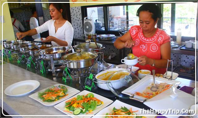 FOOD TRIP : MAY'S ORGANIC GARDEN AND RESTAURANT