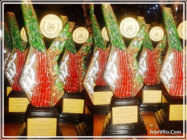 minulu-an festival trophy by jojo vito