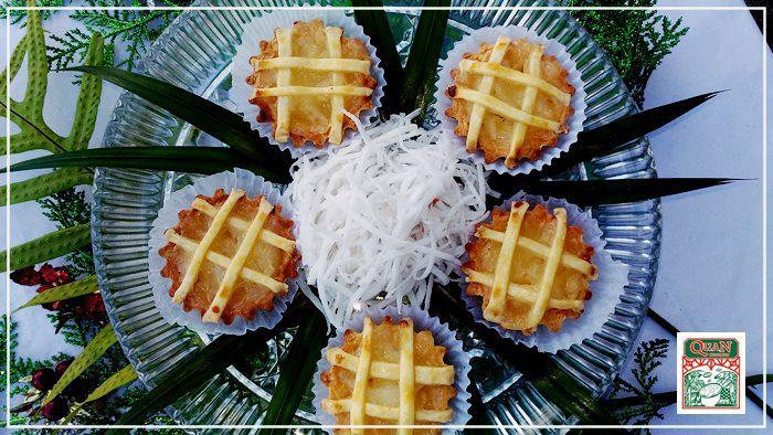 Quan Delicacies' Buko Pie