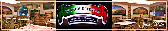 sapori d' italia