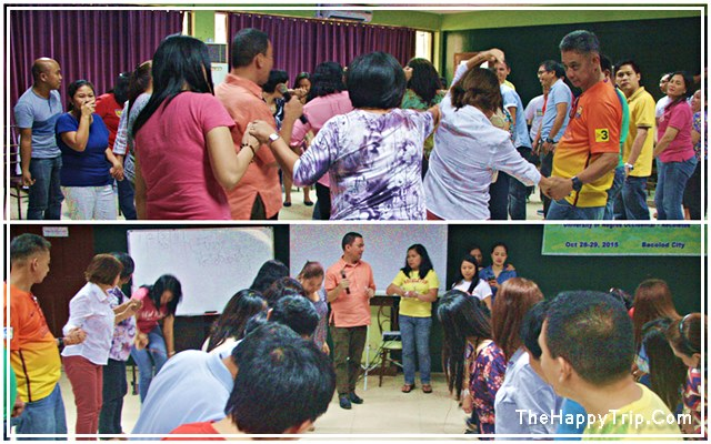 UNO-R TEAMBUILDING AT THE BACOLOD FOREST PARK